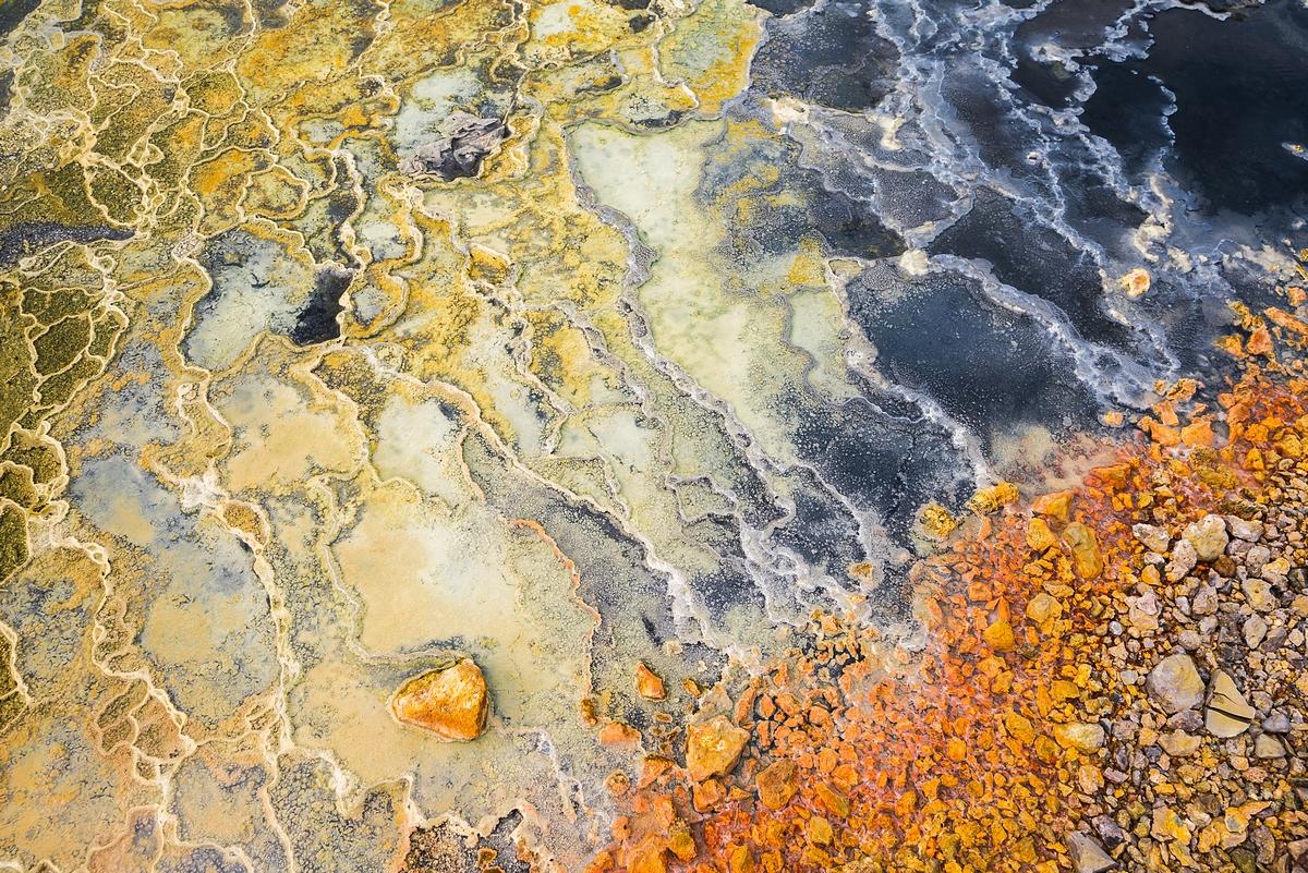 Кунашир. Кальдера вулкана Головнина (9).