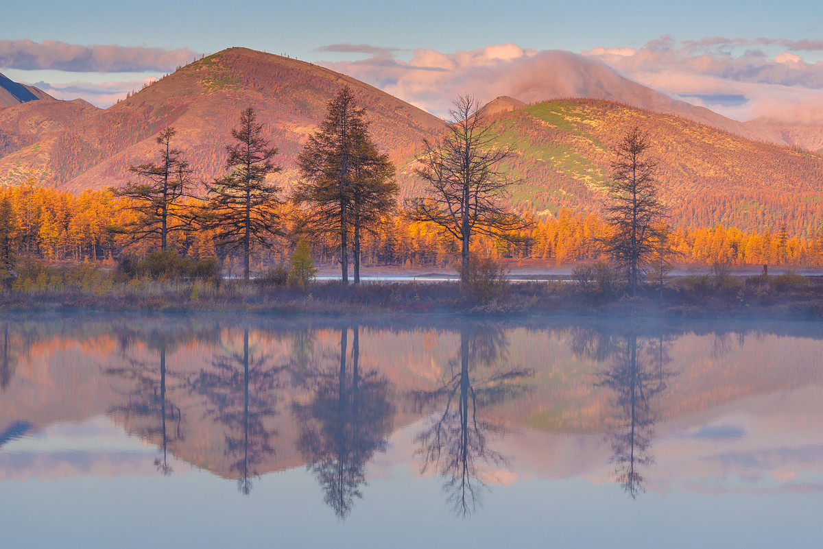 15. Kolyma lakes