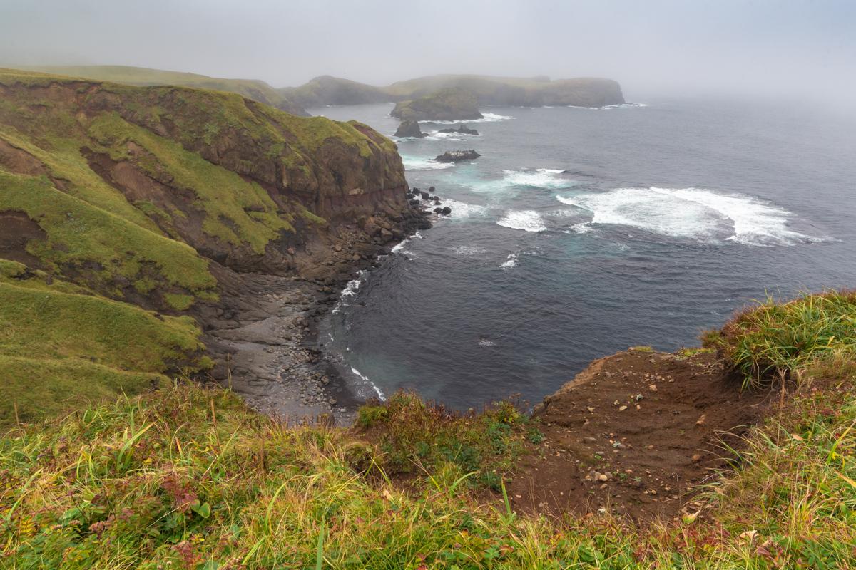 Остров Шикотан - Мыс Край Света (2)