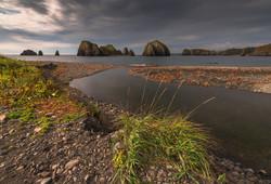 Остров Шикотан - Бухта Безымянная