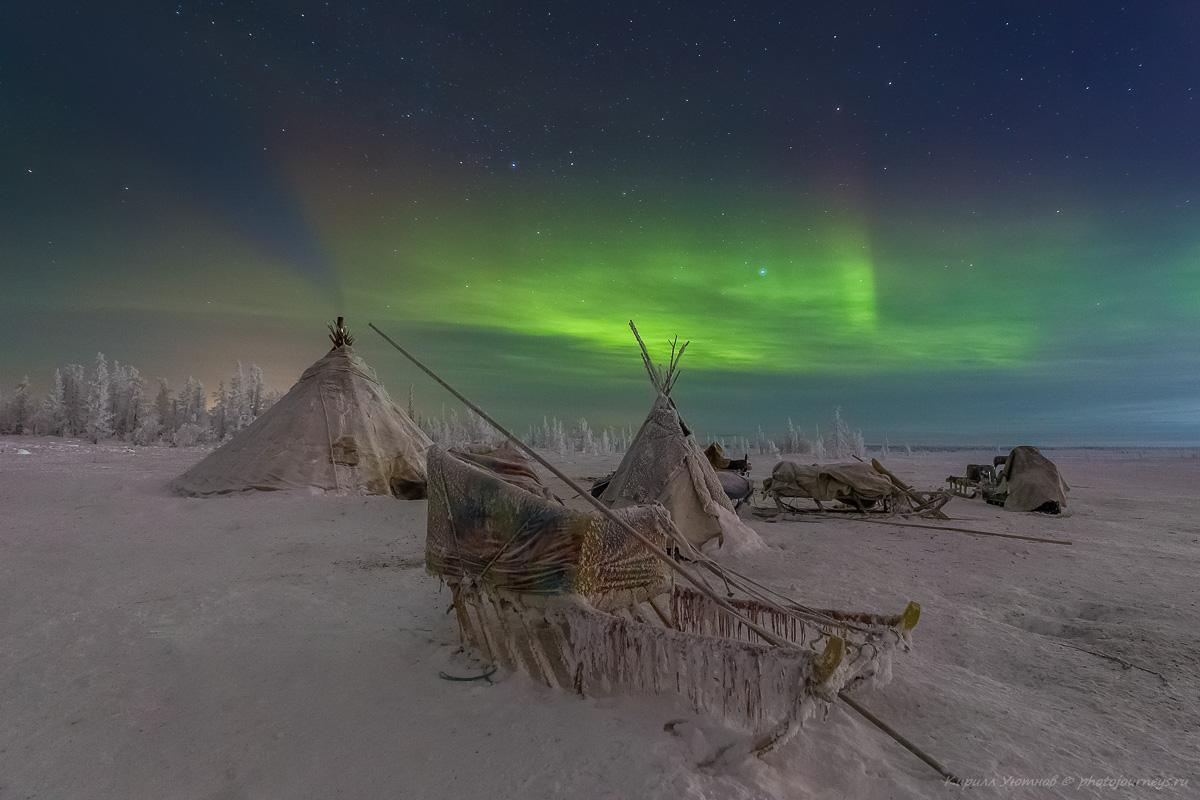 Мгновения полярной ночи