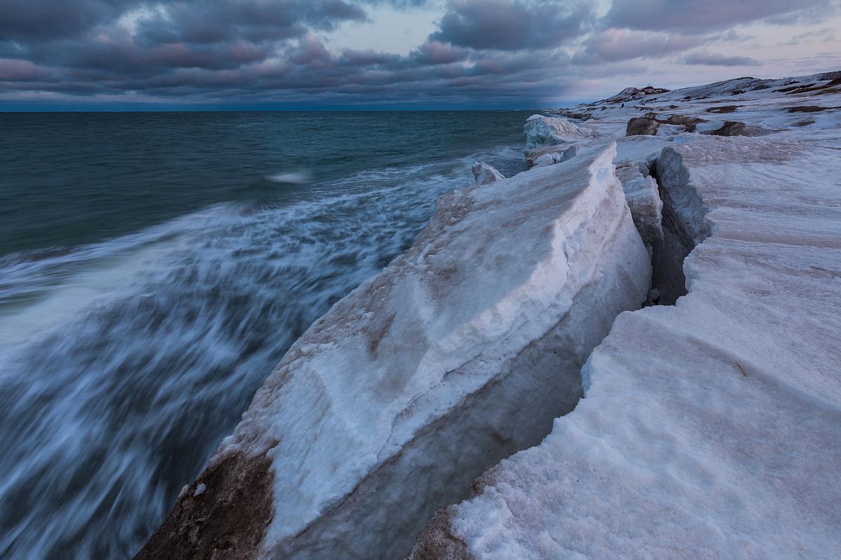 Зимовка на Сахалине