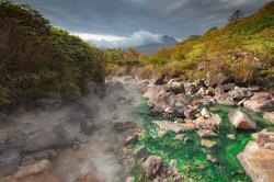 Остров Итуруп - Вулкан Баранского (2)