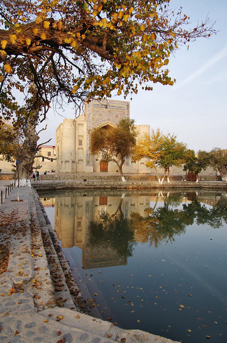 Узбекистан. Бухара
