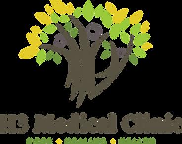 H3 medical Clinic Logo