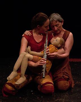 Aeterna Trio berceuse Elsa Marquet Lienhart