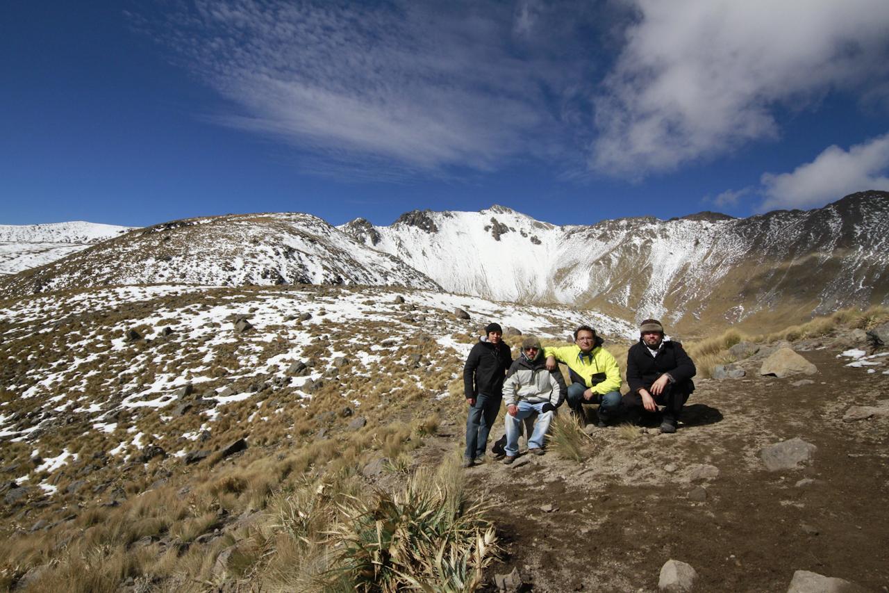 PN Nevado de Toluca, Edo. Mex., 2013