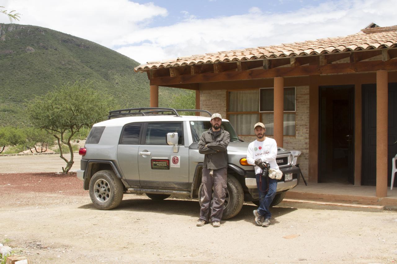 RB Tehuacán-Cuicatlán, Pue., 2014