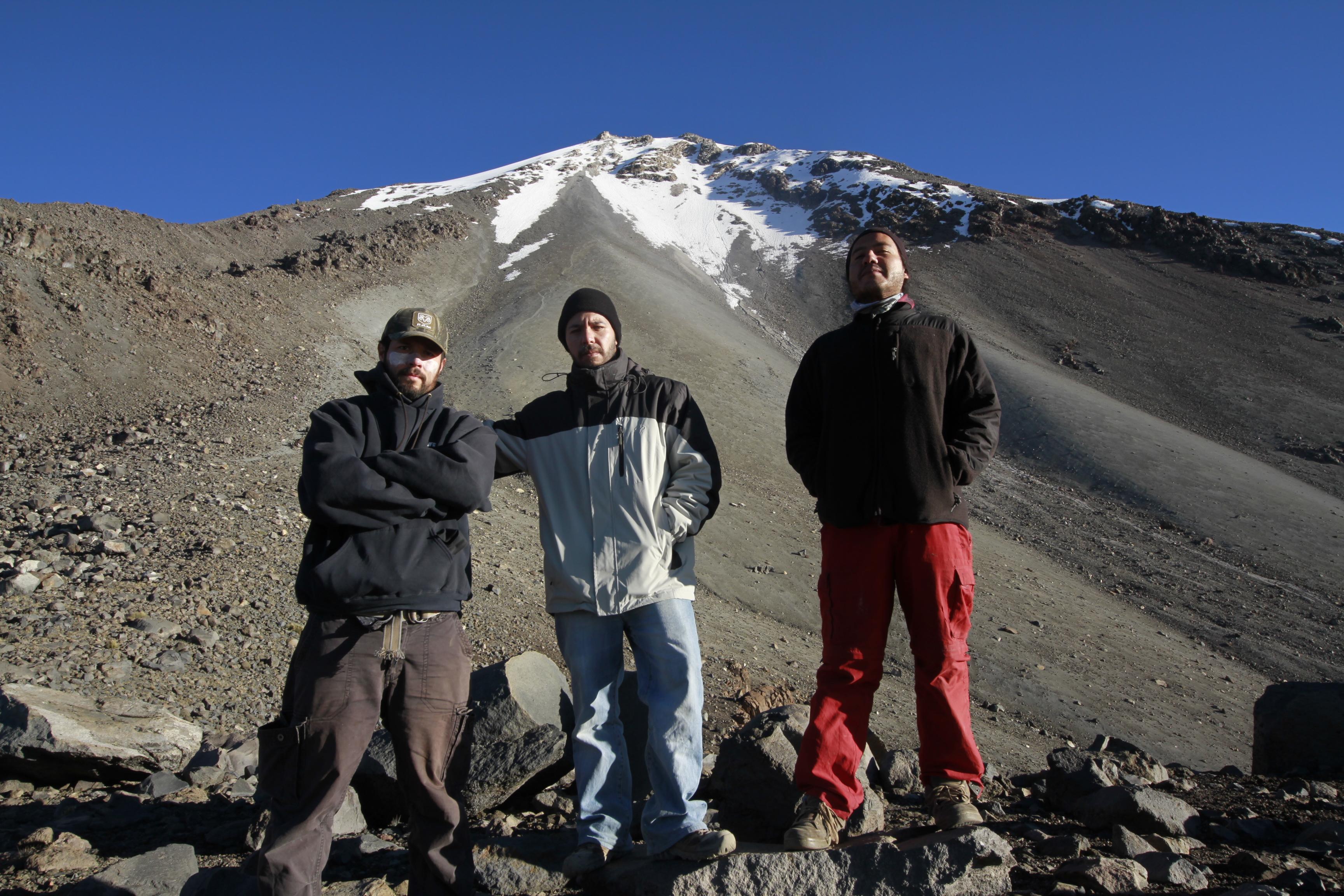 Pico de Orizaba, Ver., 2013