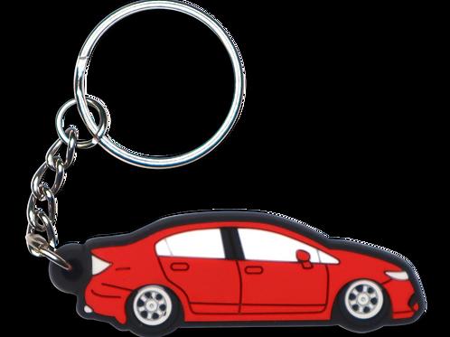 2013 Civic Sedan Key chain