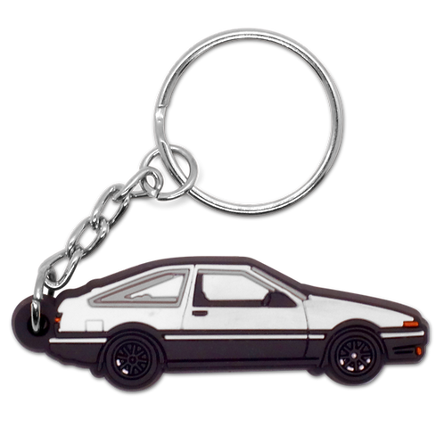 Ae86 Keychain