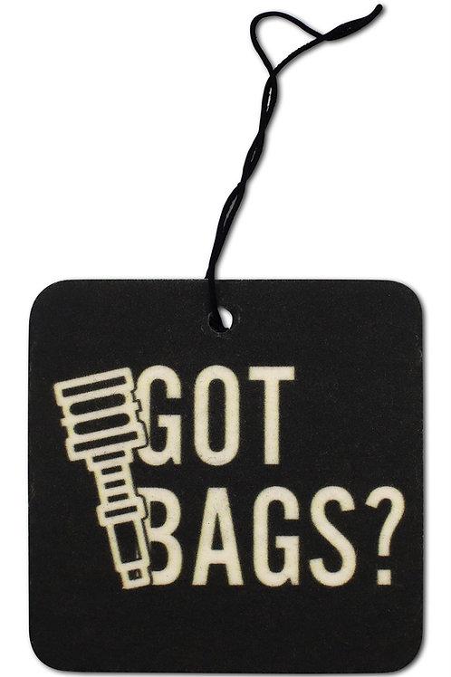 Got Bags Air Freshener