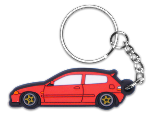 92-95 civic Hatch Key Chain