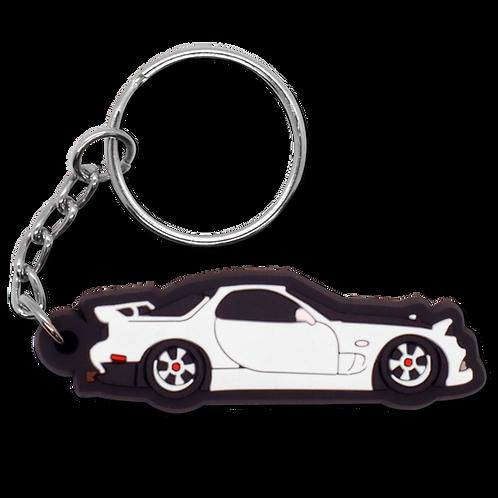 Rx7 Keychain