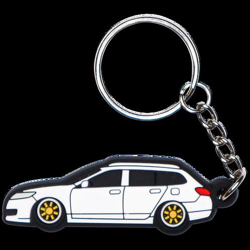Tsx Wagon Keychain