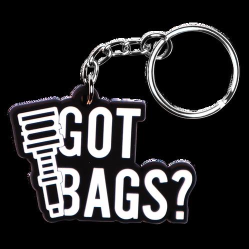 Got Bags? Key Chain