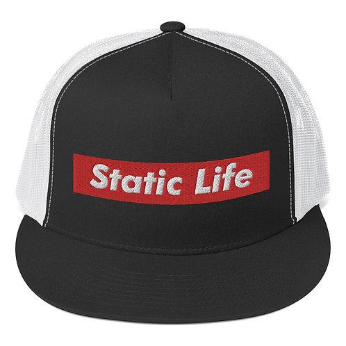 Static Life Trucker Cap