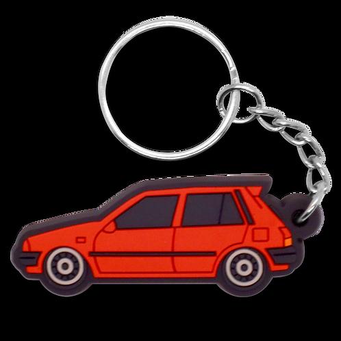 Starlet Keychain