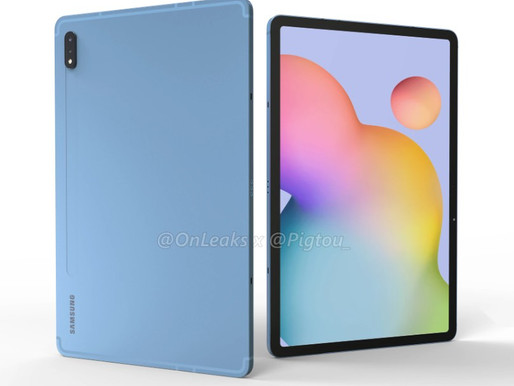 Galaxy Tab S7 reply to iPad Pro?
