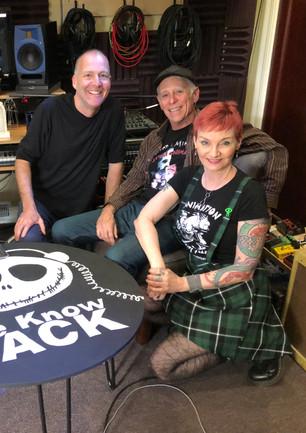 Todd, Kat, and Dan Mason @ Studio 65/45 2019