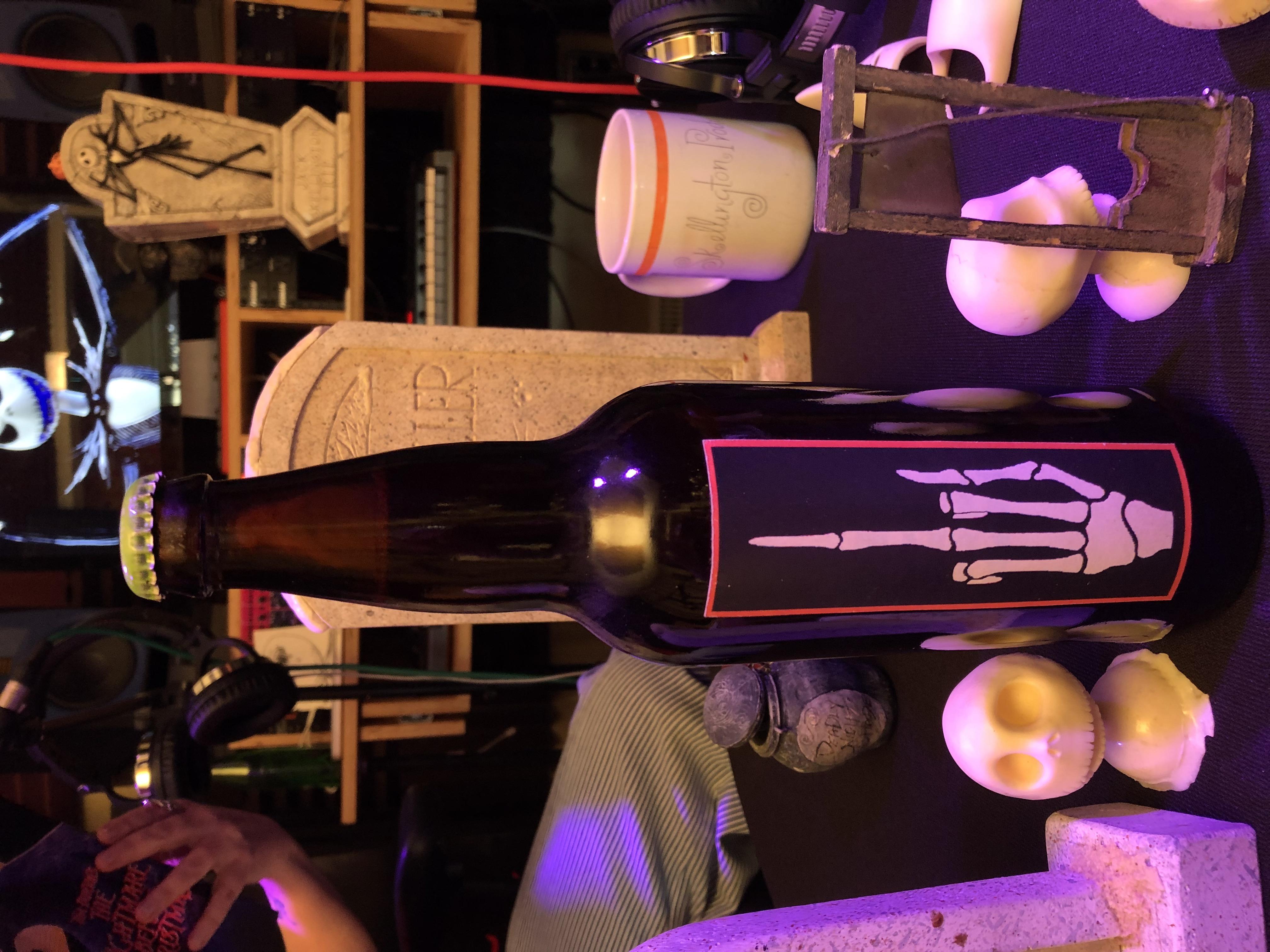 Skellington Beer