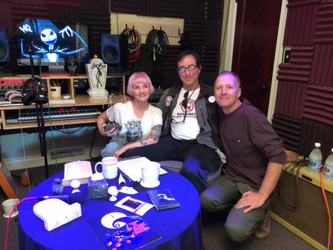 Kat, Justin, & Todd @ Studio 65/45.
