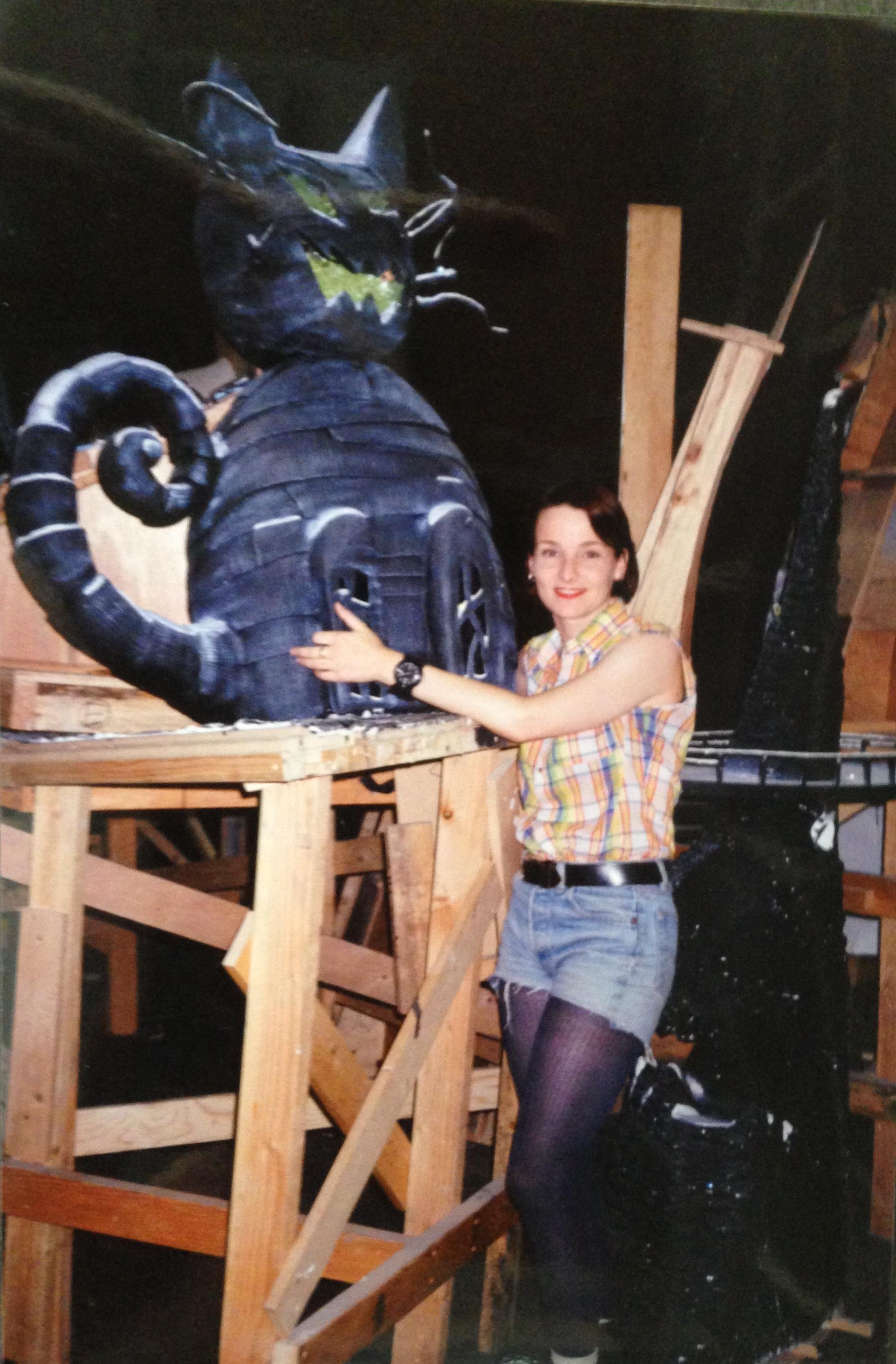 Kat Miller 1992