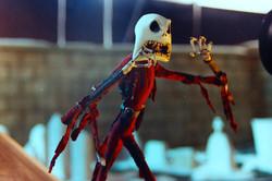 Jack in the graveyard