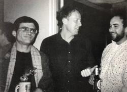 Tim Hittle, Owen Klatte, Trey Thomas
