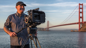 Director of Photography Carl Miller in 2020.