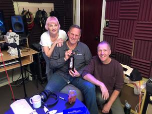 Kat, Chris Rand and Todd @ Studio 65/45