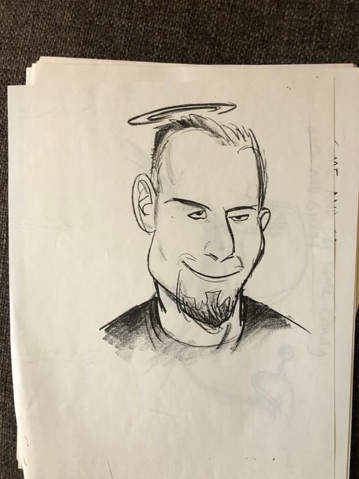 Storyboard portrait of Shane