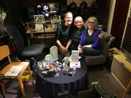 Todd, Kat, and Gisela @ Studio 65/45.