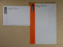 Skellington letterhead