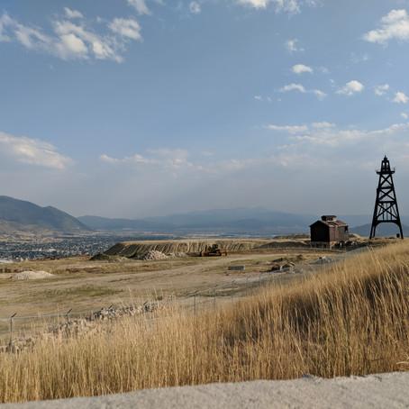 Butte, MT Field Work