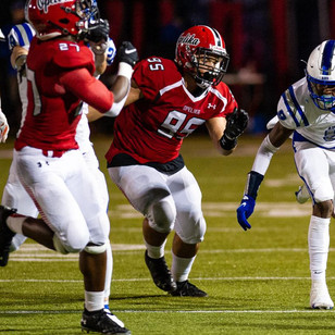 Who Does the AHSAA Top 10 Play This Week?