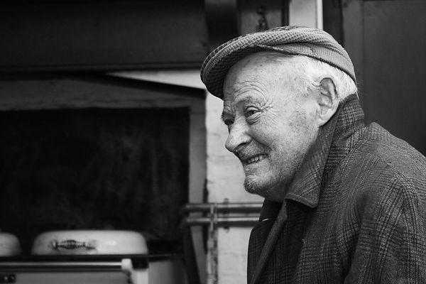 Frank Naish, cider maker