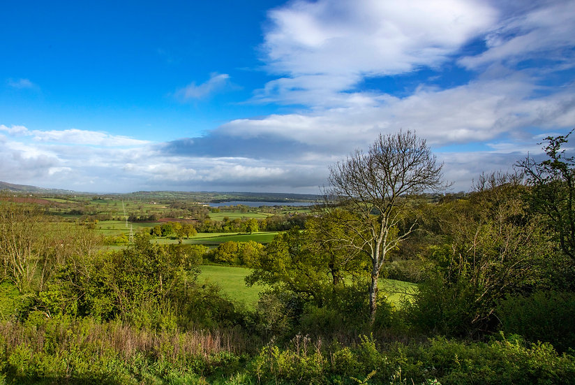 Chew Valley Lake from Prospect Stile