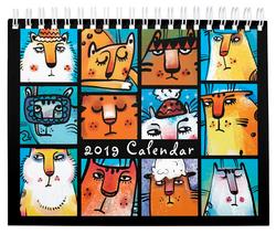 Fun Cat Calendar