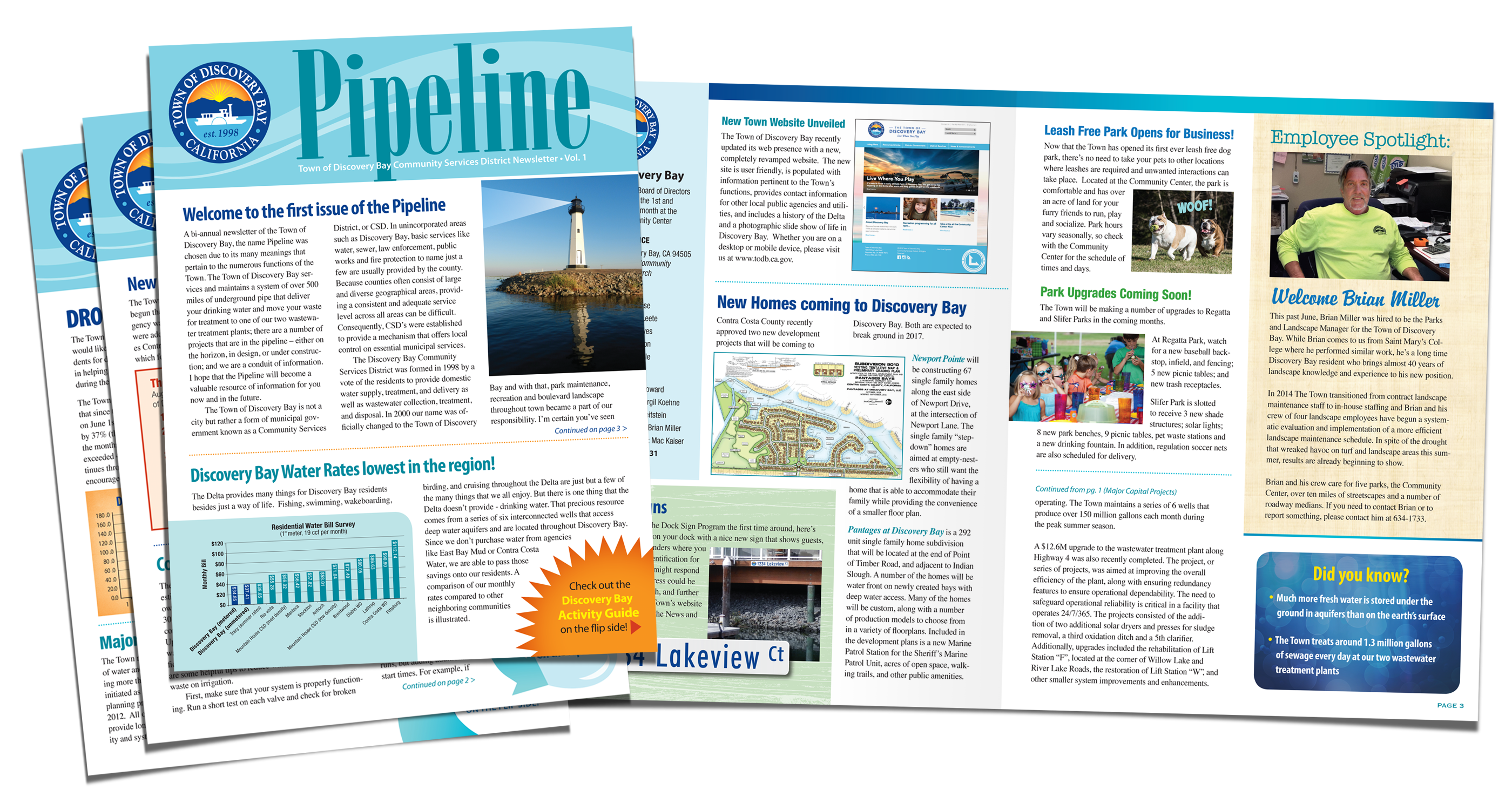 Semi-Annual Newsletters