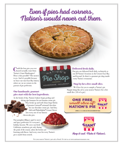 Nations Pie Ad