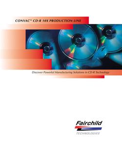 Fairchild Tehnologies BrochureCover