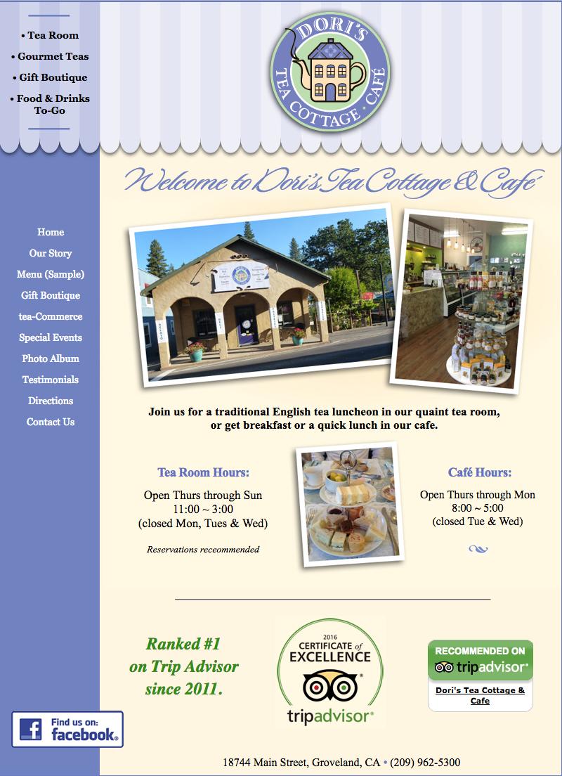 Dori's Tea Cottage