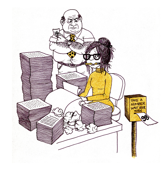 HR Booklet Cartoons