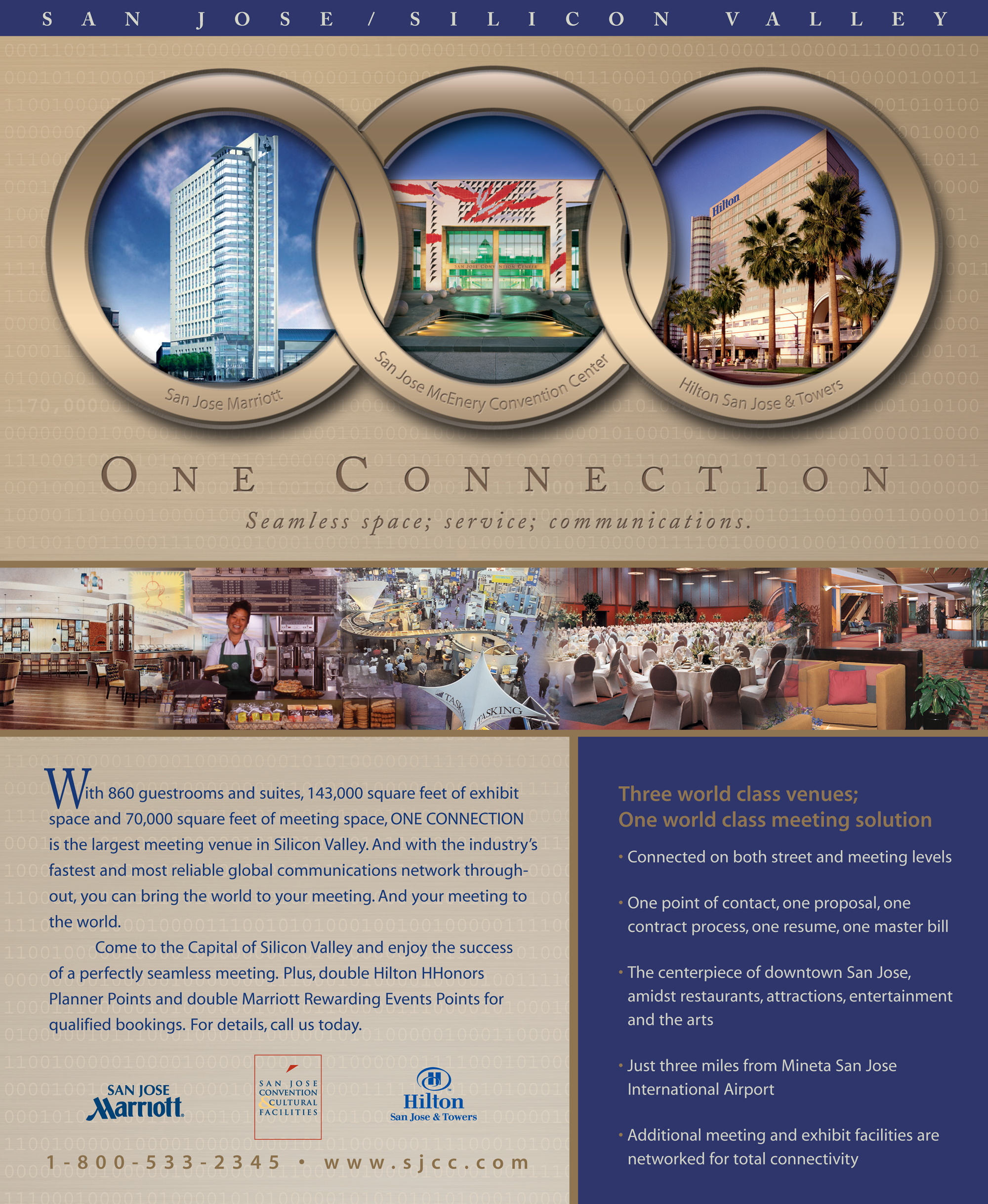 One Connection Ad