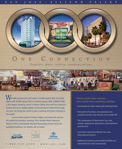 One Connection Magazine Ad
