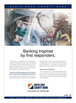Santa Cruz County Bank Ad