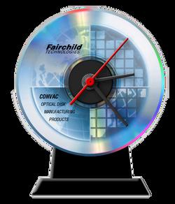 CD Clock Give Away Item