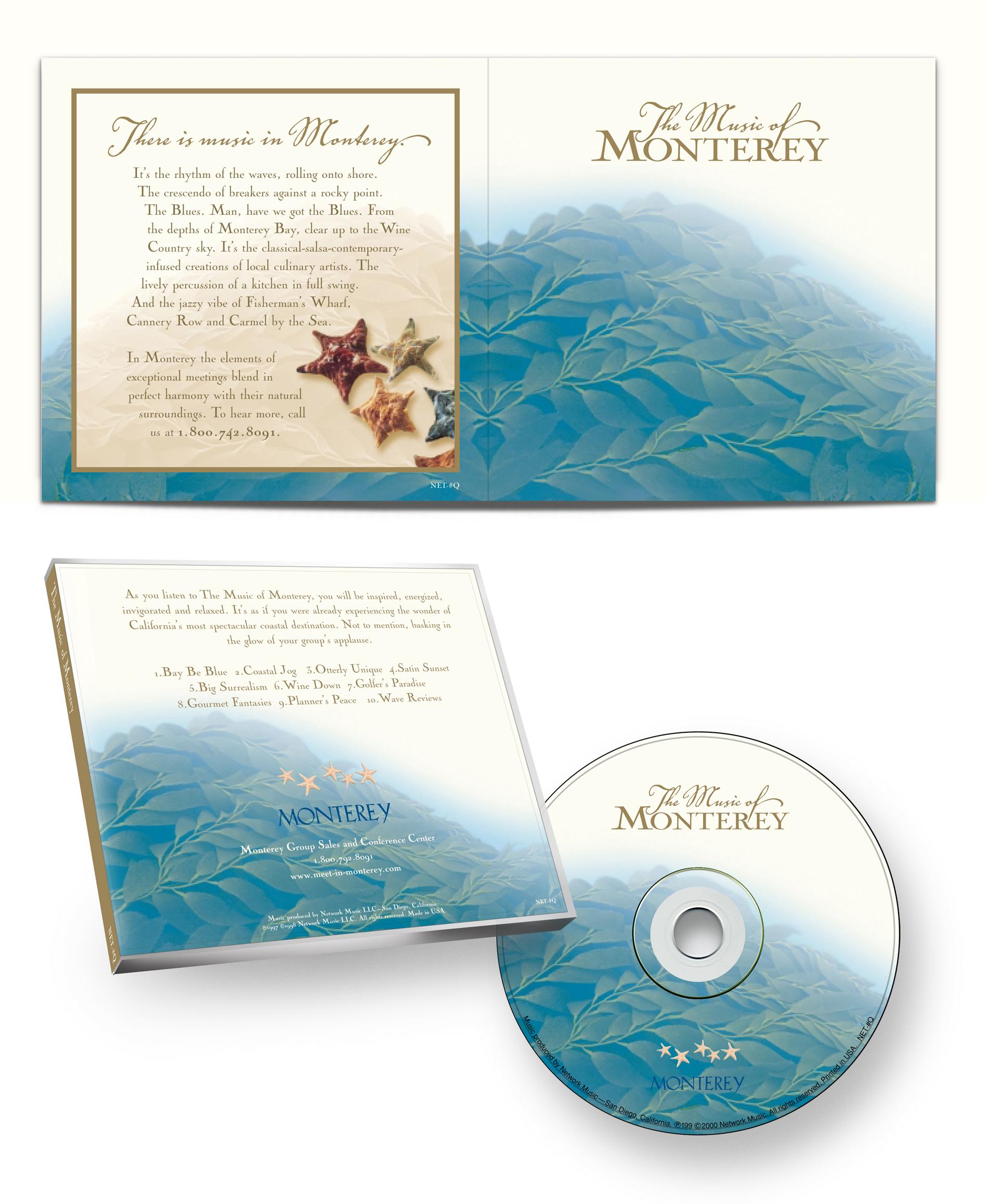 Promotional CD Case & Booklet