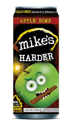 Mike Harders' New Apple Cinnamon